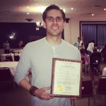 Special citation from the City of Milwaukee